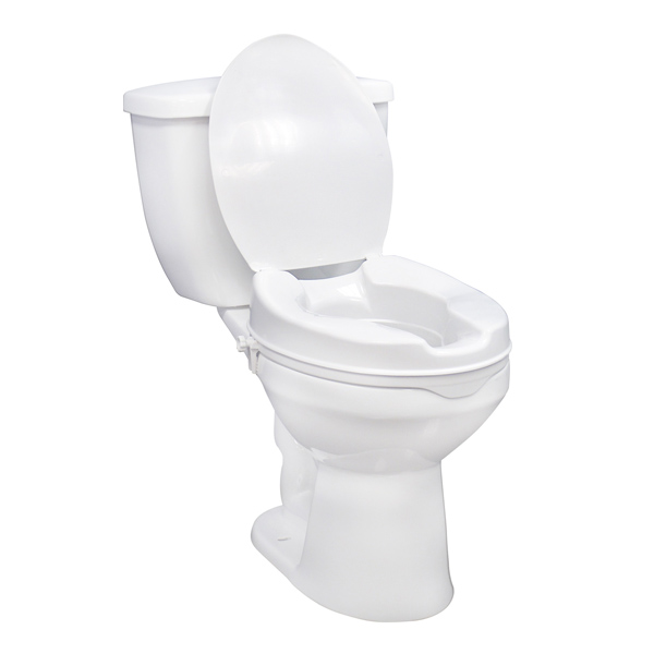 Raised Toilet Seat Assistive Health Care Winnipeg